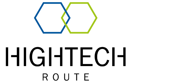 Hightech Route Logo